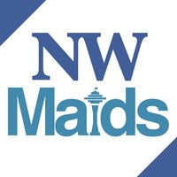 NW Maids Cleaning Service Logo