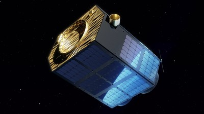 EOS SAT satellite