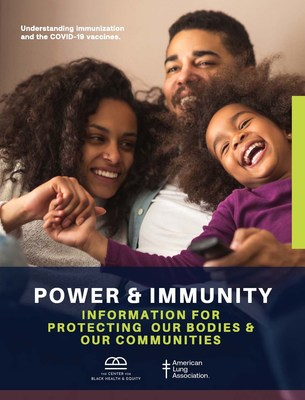 Widespread vaccination against COVID-19 is needed to ensure an end to the pandemic, including for those African American and other communities of color that have been hardest hit. As trusted leaders in public health, The Center for Black Health & Equity and the American Lung Association have today announced the Better For It vaccine education toolkit, designed to equip community leaders to encourage informed conversations.