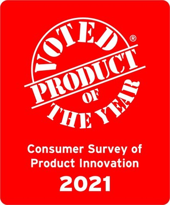 Purina Pro Plan LiveClear was voted Product of the Year 2021. The innovative formula wins in cat care category as first-and-only food that reduces the major allergen in cat hair and dander.