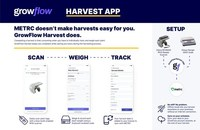 GrowFlow Launches Harvest Mobile App For Cultivators in Metrc...