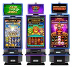 Aristocrat Gaming's™ New MarsX™ Portrait Cabinet is the Picture...