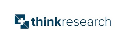 Think Research Corporation Logo (CNW Group/Think Research Corporation)