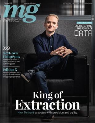(PRNewsfoto/mg Magazine)