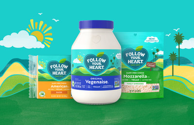 Danone Welcomes Follow Your Heart to Its Plant-Based Family of Brands