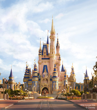 'The World's Most Magical Celebration' Begins Oct. 1 at Walt