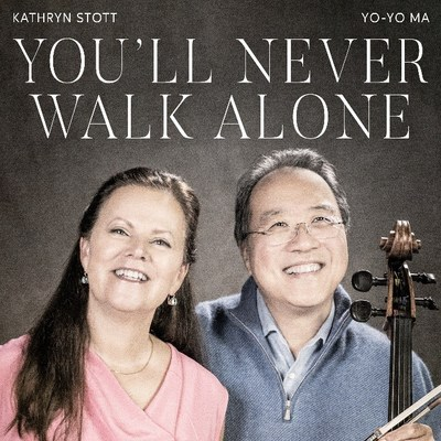 "Yo-Yo Ma & Kathryn Stott - ""You'll Never Walk Alone"" - Available Now"