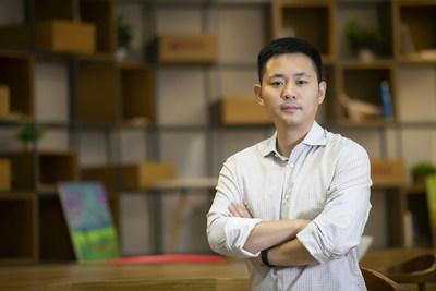 Ricky Ye, CEO of DFRobot