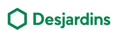 logo seulement, ainsi que pour l'anglais (Groupe CNW/Mouvement Desjardins)