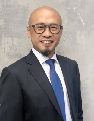 Alex Tan, CEO Hyva