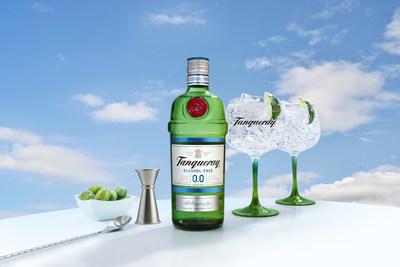 NEW TANQUERAY 0.0%: ALL THE TASTE, ZERO ALCOHOL