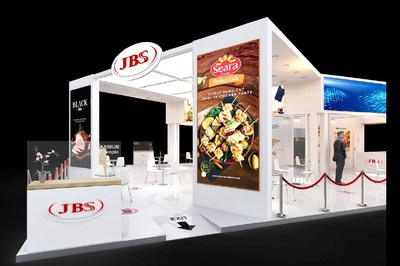 JBS Stand at Gulfood 2021