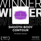 "Smooth Body Contour Receives ""Top Medical Spa East Coast"" and Lucie T Alexandre wins ""Top Women Business Owners"" in the Aesthetic Everything® Aesthetic and Cosmetic Medicine Awards 2021"