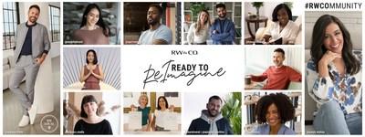 Ready to Reimagine – Meet our RWCOmmunity Ambassadors (CNW Group/RW&CO.)