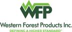 Western Forest Products Inc.宣布对副法律和通过提前通知法律的修正案