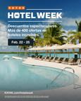KAYAK lanza Hotel Week, su evento de ofertas en hoteles del año...