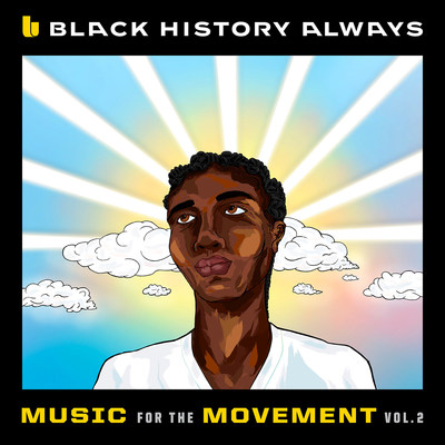 The Undefeated Black History Always EP Cover