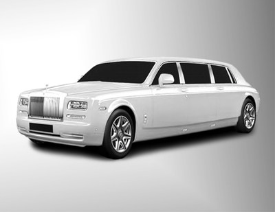 New 2021 Rolls Royce Phantom VIP Limo