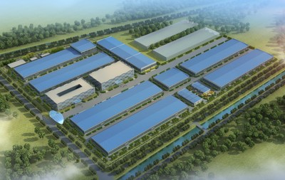 Pylontech new production plant layout