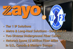 Zayo Bolsters Fiber Network Capabilities at NJFX Cable Landing...
