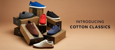 Neeman's Cotton Classic Sneaker