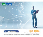 Wi-Fi 6 Environments Welcome NEXCOM's Newest Network Appliance, NSA3190A