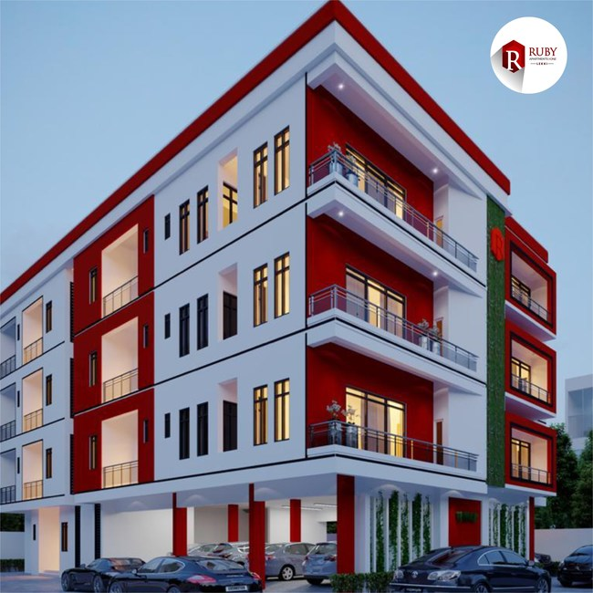 The Ruby Apartments in Lagos, Nigeria