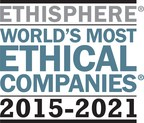 TE Connectivity named one of the World's Most Ethical Companies for seventh year