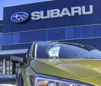 AJAC将斯巴鲁越野车评为2021年最佳小型多功能车
