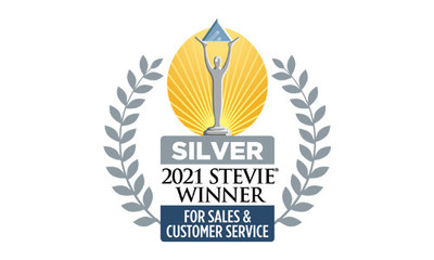 A panel of judges selected Paychex's rapid response to the COVID-19 pandemic as a 2021 Stevie Award silver winner for the Most Valuable COVID-19 Response by a Business Development Team.