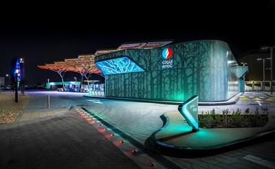 NOC abre Estação de Serviços do Futuro na Expo 2020 Dubai