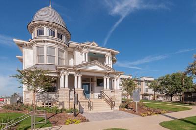 The Garvey House