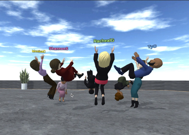 RetreatWorks.com introduces team building in immersive 3D.