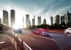 ZF将衣帽 - 与东风电机的道路上的靴子级别2 +自动化驾驶系统