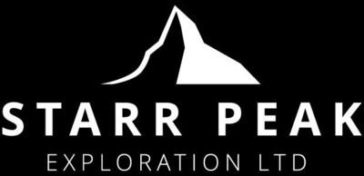 Starr Peak Exploration Ltd. Logo (CNW Group/Starr Peak Exploration Ltd.)