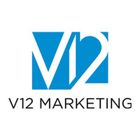 V12 Marketing Logo