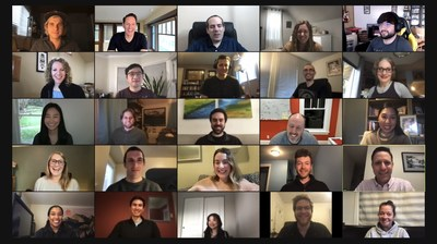 The SoundCommerce team -- February, 2021.  The SoundCommerce data platform drives profitable growth, customer experience and lifetime value across retail systems and channels — from first click to doorstep delivery. SoundCommerce works with retailers' existing technology stack to transform customer experience across marketing, merchandising, supply chain, fulfillment, delivery, and customer service.
