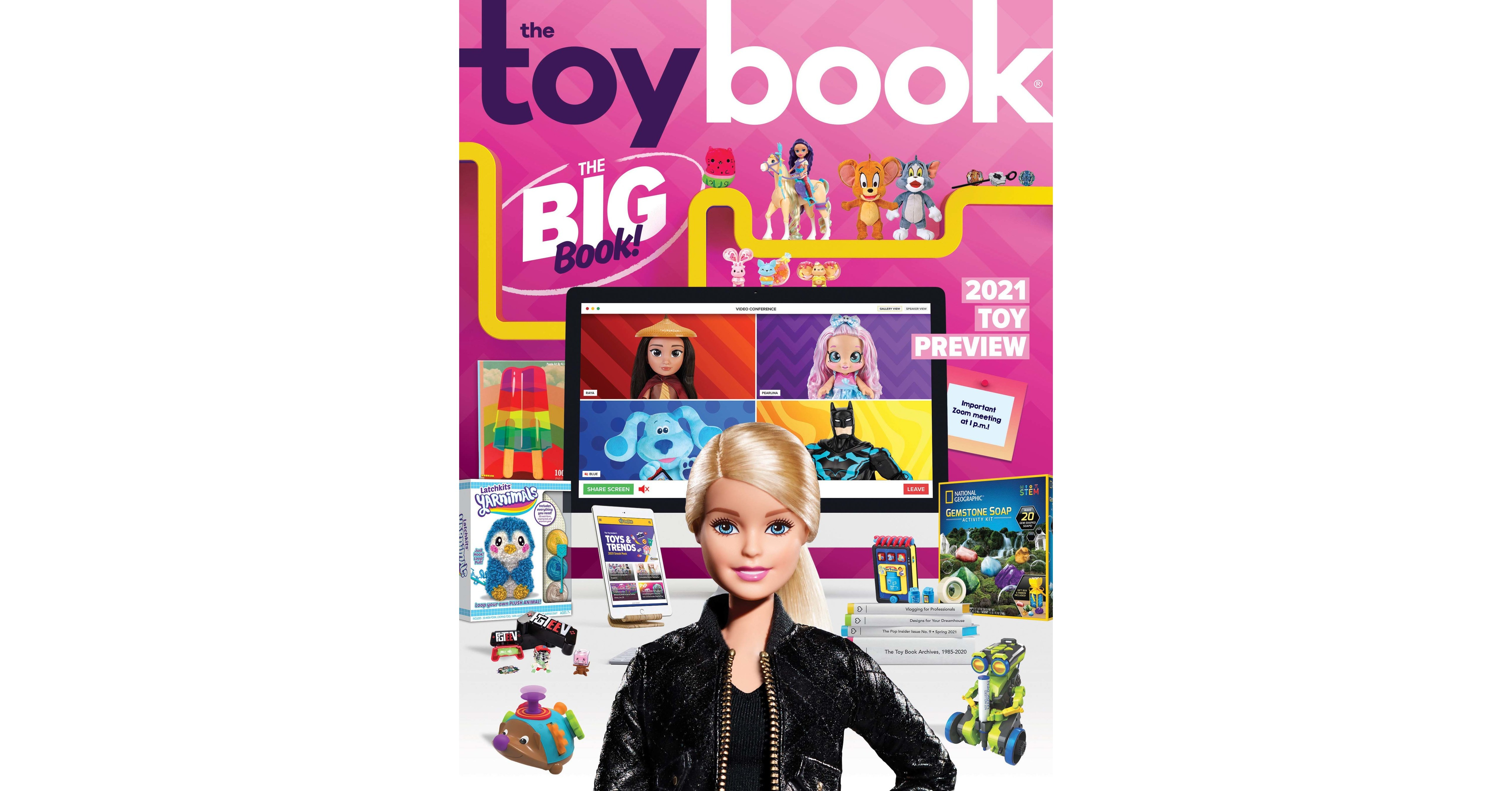 Christmas Toy Book 2021 The Toy Book Releases Its 37th Annual Big Book