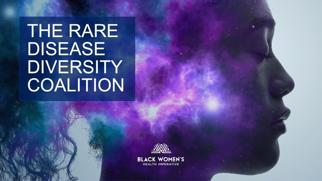 BWHI Rare Disease Diversity Coalition Formed To End Racial Disparities and Health Inequities in Rare Disease, Diagnosis, Research and Treatment in Communities of Color.                   www.RareDiseaseDiversity.org