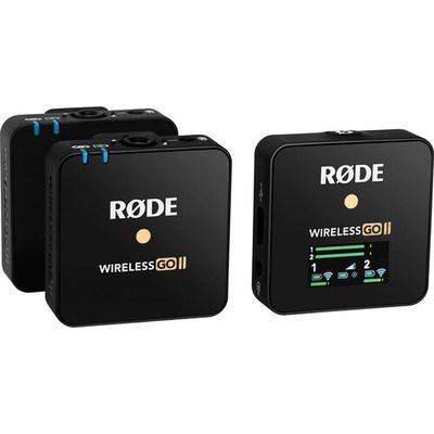 New RODE Wireless GO II