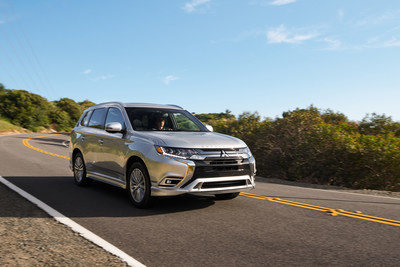 Mitsubishi Motors announces pricing and powertrain upgrades to 2021 Outlander PHEV.