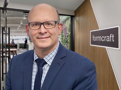 Jeremy Drummond, Design Principal at Formcraft