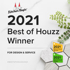 Kitchen Magic Awarded Best Of Houzz 2021 in the Design and...