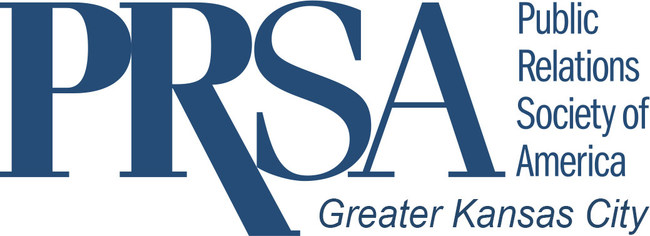 Greater Kansas City Chapter of the Public Relations Society of America GKC/PRSA logo