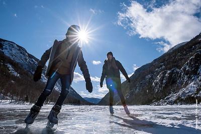 Relâche scolaire au Québec (Groupe CNW/Alliance de l''industrie touristique du Québec)