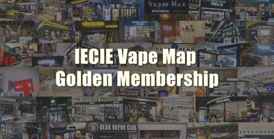 IECIE VapeMap Golden Member Alliance