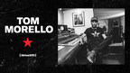 Hear Tom Morello Across SiriusXM, with New Streaming Channels, Weekly Show and Podcast
