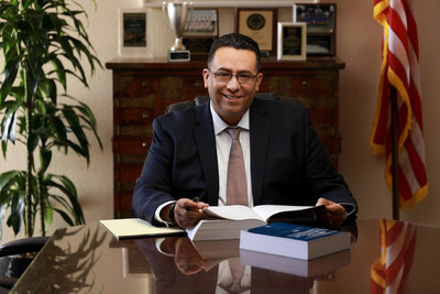 Civil Litigation and Personal Injury Attorney Freddy Saavedra founder of Saavedra Law Firm, PLC. Legal.Better.