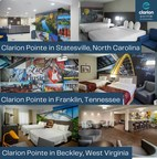 Clarion Pointe Celebrates 25th Hotel Opening As Brand Brings Affordable, Elevated Essentials To New Destinations
