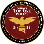 Attorney Douglas Borthwick Selected to the 2021 Nation's Top One...